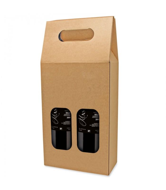 coffret carton 2 bouteilles congelateur tiroir. Black Bedroom Furniture Sets. Home Design Ideas