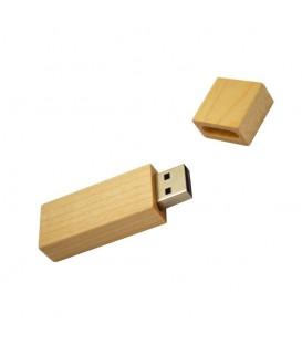 Clé USB BOIS 2Go