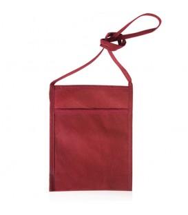 Porte-verre rouge personnalisé