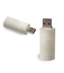 Clé USB Ciment rond (cylindre)