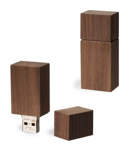 Clé USB BOIS CEE 4Go