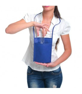 Porte-verre avec marquage 1 couleur inclus